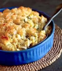 Maryland Meals: Maryland Deviled Crab Casserole