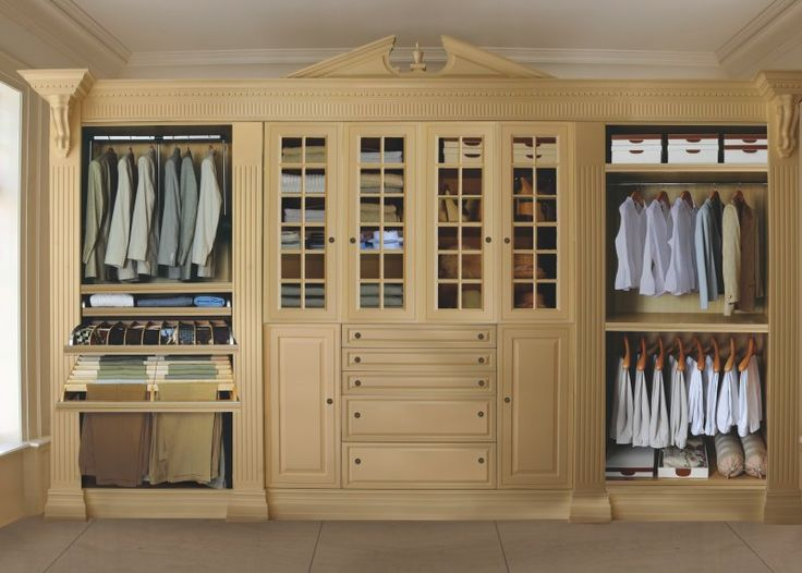 Pics Of Custom Walk In Master Closets