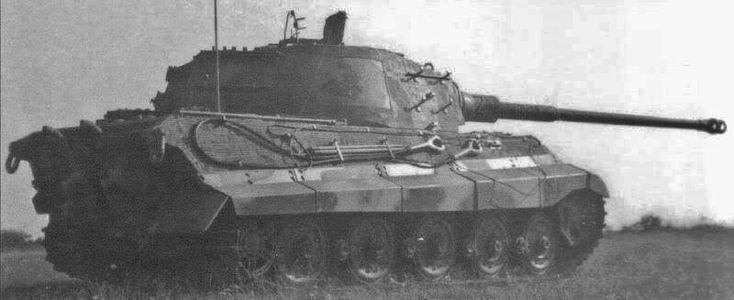 https://flic.kr/p/tLYpNq | Tiger II s.Pz.Abt.505