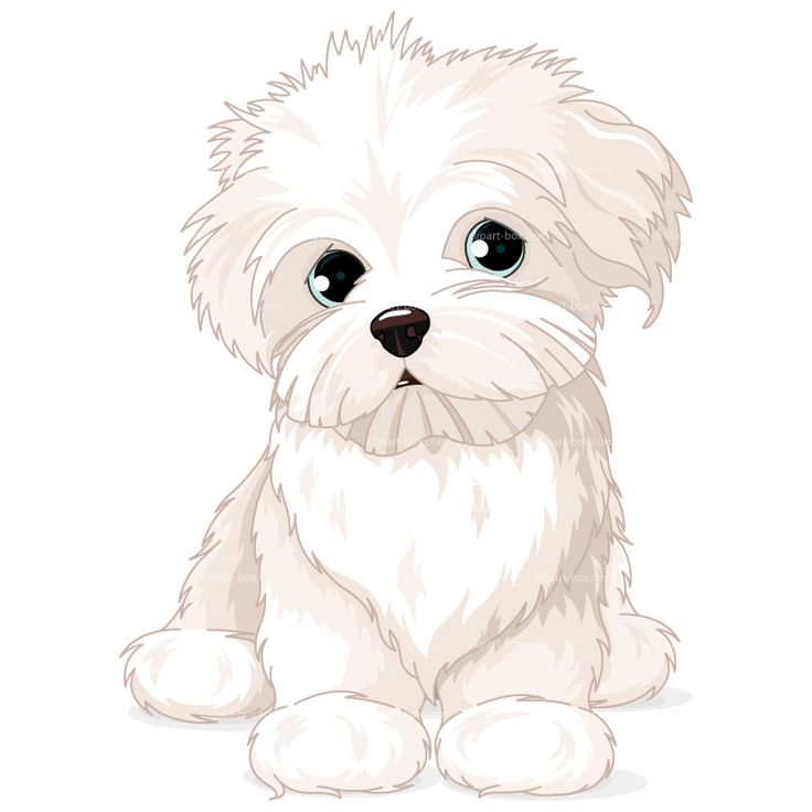 CLIPART PUPPY DOG | Royalty free vector design