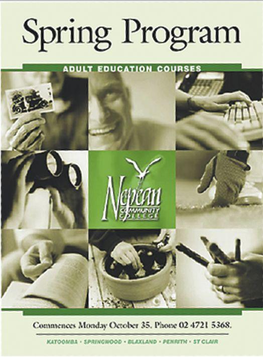Spring Brochure 2005