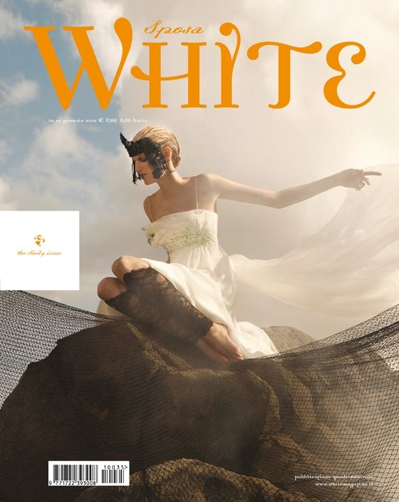 White Sposa 35 - the Sicily issue - cover 2