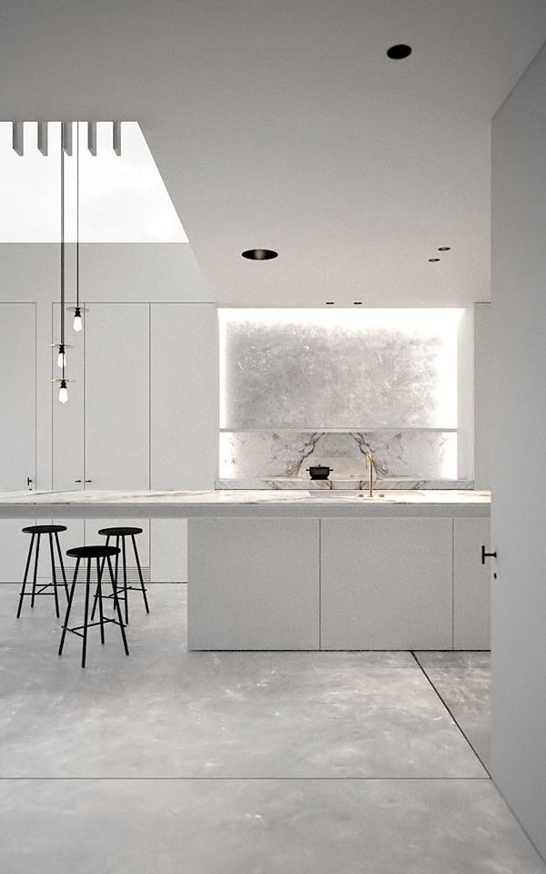 modern kitchen design inspiration byCOCOON.com | kitchen design & renovation by COCOON | design kitchen taps by COCOON | Dutch designer brand | also available on inoxtaps.com