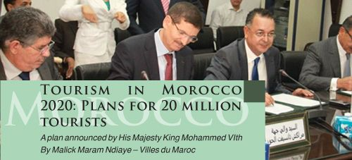Tourism in Morocco 2020: Plans for 20 million tourists After numerous meetings and ongoing squabbles between those working in tourism and its stakeholders, the Regional Contract Program of Marrakech (CPR) has finally been launched. http://middleeast-business.com/