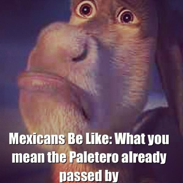 Mexicans Be Like #9917 - Mexican Problems