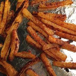 Crispy Turnip Fries - Allrecipes.com