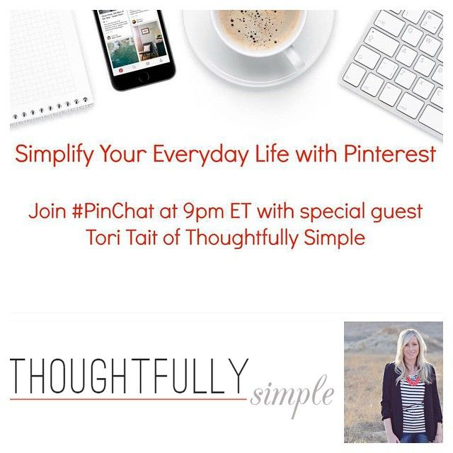 HOW TO SIMPLIFY YOUR EVERYDAY LIFE WITH PINTEREST