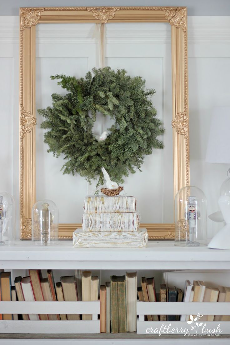 197 best Christmas Decorating Ideas images on Pinterest | Merry ...