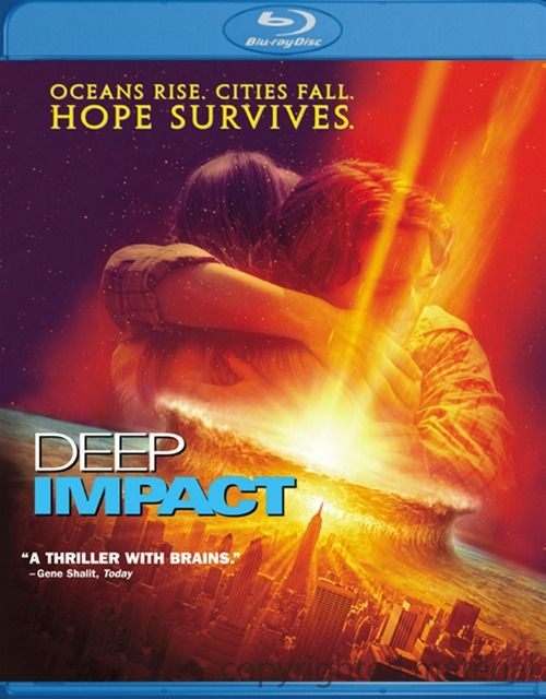 Deep Impact (Blu-ray 1998) | DVD Empire