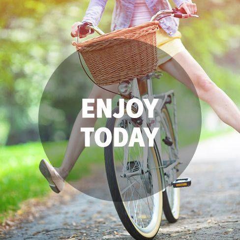 Enjoy today :)