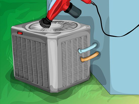 How to clean your airconditioner