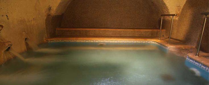 Hamam-Thermal spa-Agistro-Serres