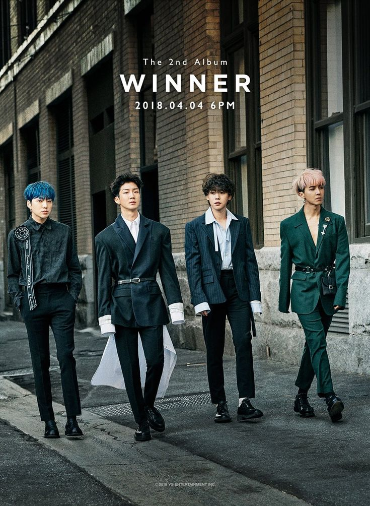 YG FAMILY on in 2019 | WINNER