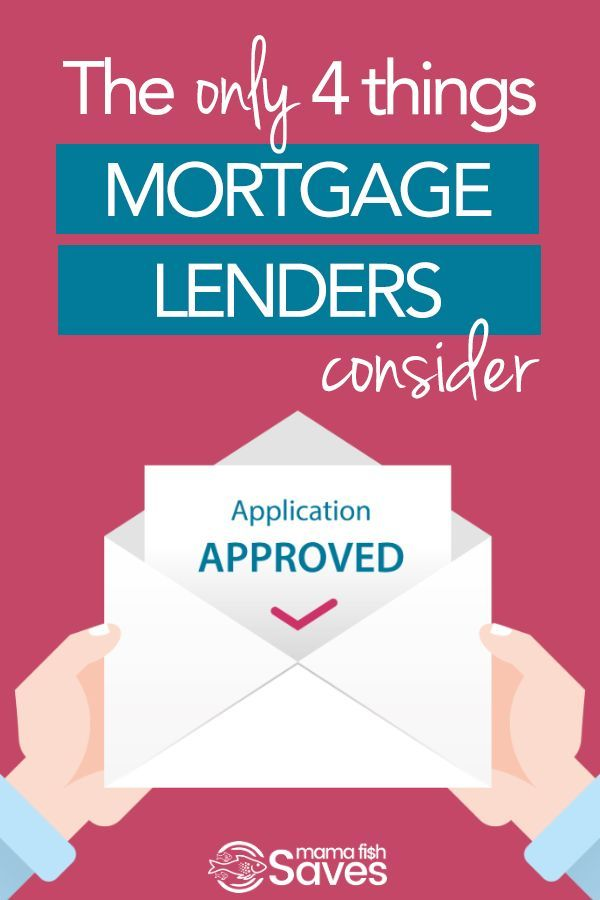 Getting A Mortgage The Four C S Of Credit Mortgage Lenders Lenders Mortgage Quotes