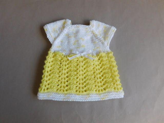 marianna's lazy daisy days: Meadow Sweet Baby Dress in 2 colours - http://mariannaslazydaisydays.blogspot.com/2016/04/meadow-sweet-baby-dress-in-2-colours.html