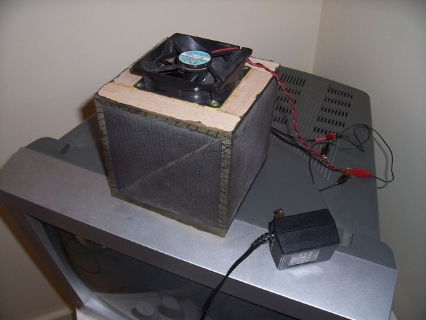 Activated Carbon Filter--This instructable shows you how to make an air purifier to filter pollutants such as tobacco smoke, solder fumes and many other organic materials out of the air that you breathe.