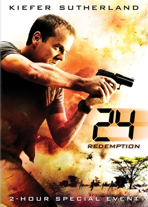 24 REDEMPTION POSTER - See best of PHOTOS of the 24 TV show