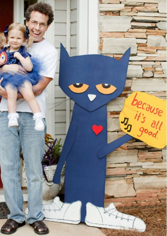 someone beat me to the pete the cat birthday party idea...