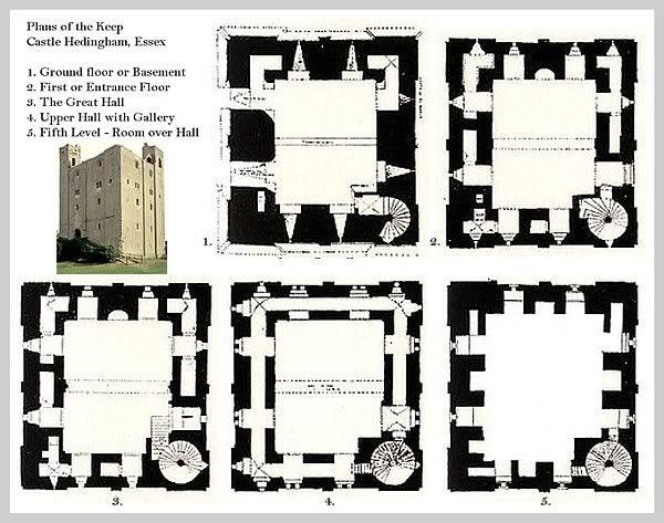 51 best castle floor plans images on pinterest floor for Castle bed plans pdf