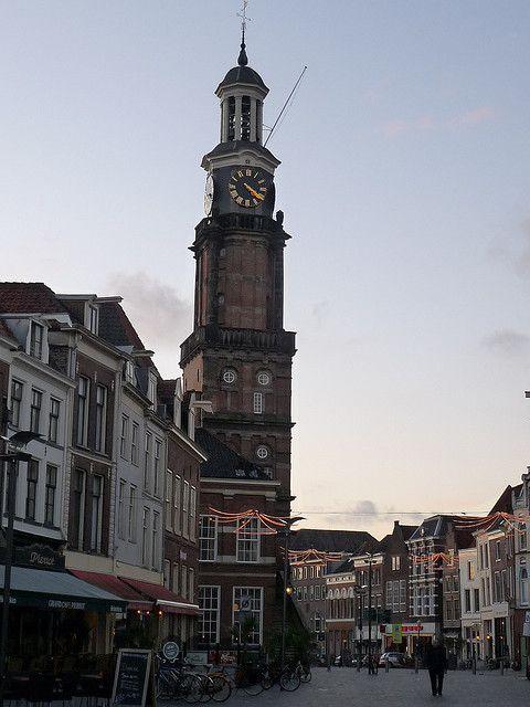 Wijnhuistoren, Zutphen, Netherlands