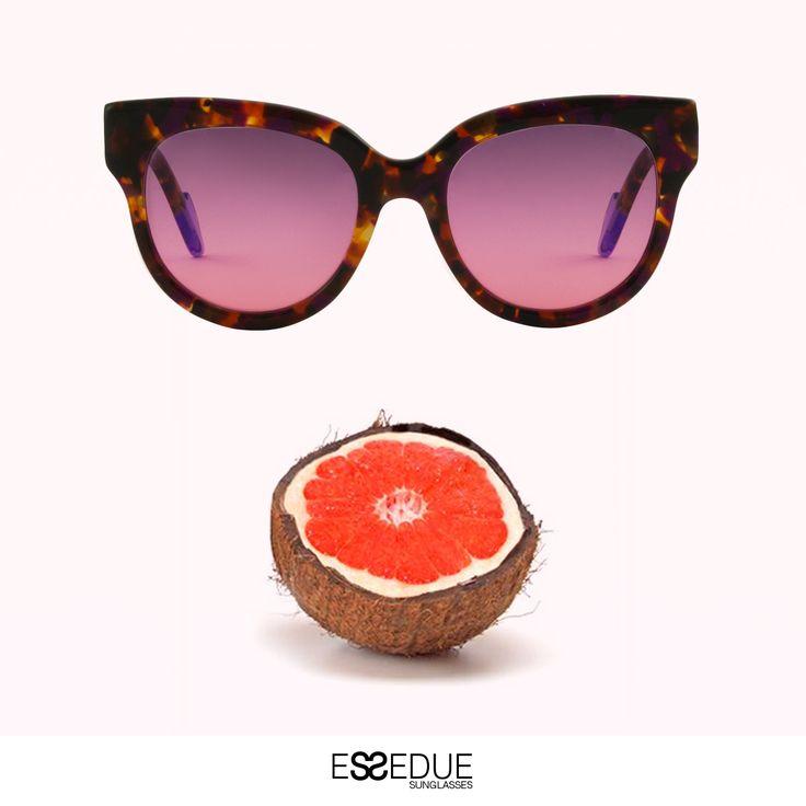 #essedue #esseduesunglasses #sunglasses #colors #colorsframes #butterflyframes