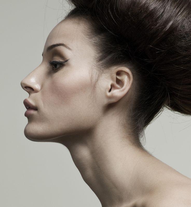 причесок красивый профиль женский фото питание