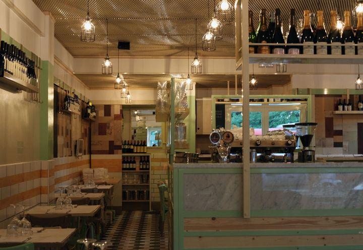 Oltre 25 fantastiche idee su bancone bar per cucina su for Cucina giudaico romanesca