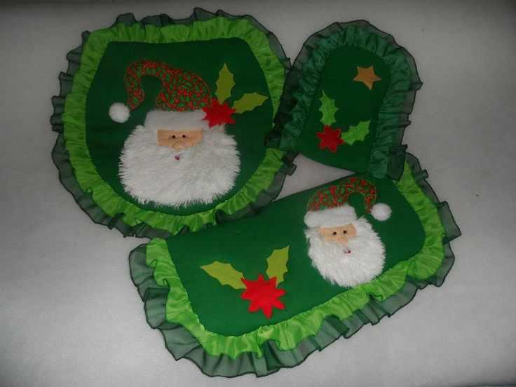 Set De Baño De Navidad:NAVIDAD set de baños on Pinterest