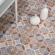 Image result for patterned floor tiles hallway