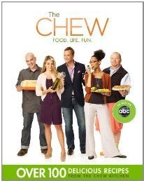 The hosts of ABC's hit daytime TV show The Chew bring you their easy, delicious meals, entertaining tips, and money-saving tricks, in this must-have companion cookbook.