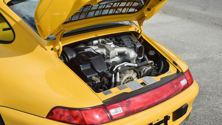 1997 Porsche 911 Carrera 4S - 6
