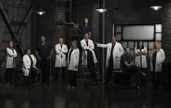 [PHOTOS] Grey's Anatomy Season 9 Cast Photos - TVLine