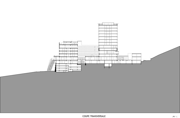 Gallery of Villeneuve-Saint-Georges Hospital / Atelier d'architecture Michel Rémon - 47