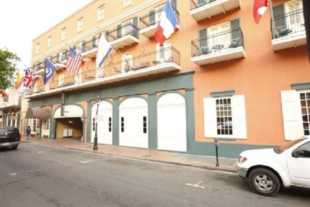 Dauphine Orleans Hotel, 415 Dauphine Street, New Orleans, Louisiana United States - Click 'n Book Hotels
