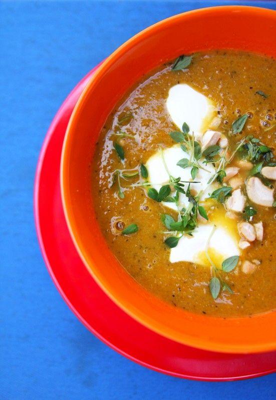Carrot soup from veggis.samaraga.com