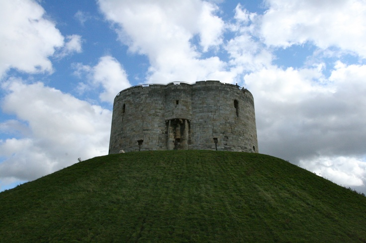 Cliffords Tower. York - UK.