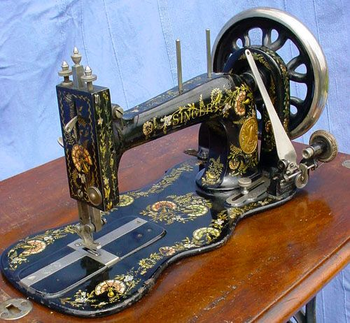 How Do I Date My Antique or Vintage Singer Sewing Machine