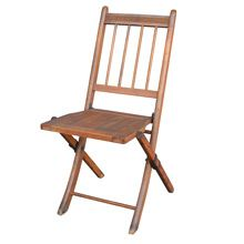 Vintage Meeting Hall Folding Chair c1930s | Restored Antique Lighting, Salvage, Antiques & Vintage Finds