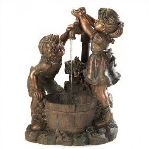 Fun And Play Water Fountain Manufacturer: Home Locomotion SBEX13057 $213.35