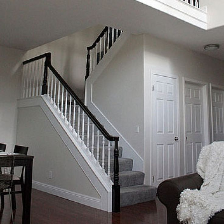 1000+ Ideas About Banister Remodel On Pinterest