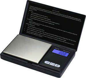 Smart Weigh SWS100 Elite Balance numérique de poche 100 x 0,01g Noir