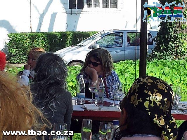 Distell Ltd Murder Mystery Team Building Cape Town