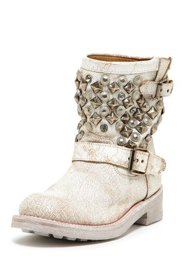 In search of the perfect fall boot: ASH Titanic Stud Boot                                                                                                                                                                                 More