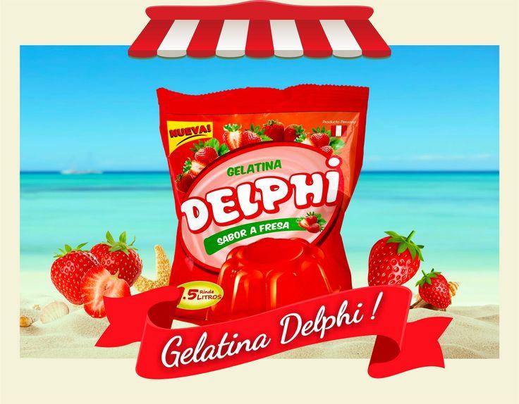 @GELATINASDELPHI #ProductosDelphi #LaGelatinadelPeru #Postresenpolvo Este verano disfruta nuestra deliciosa Gelatina Delphi sabor Fresa 🍓 Distribución y pedidos a nivel nacional - Producto Peruano ventas@productosdelphi.com Pedidos, teléfonos fijo 576-4892 móvil 999-090-503 https://www.facebook.com/pg/GELATINASDELPHI