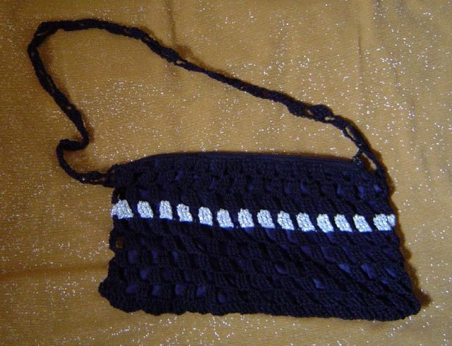 Small bag, crochet