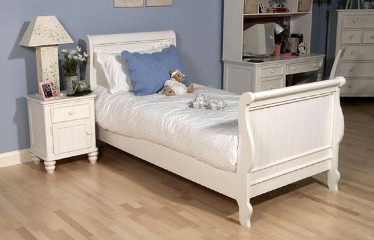 Popular Twin Sleigh Bed Frame - http://www.forskolinslim.com/popular-twin-sleigh-bed-frame/