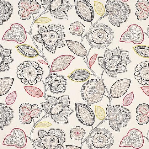 Buy John Lewis Amara Fabric, Mushroom Online at johnlewis.com