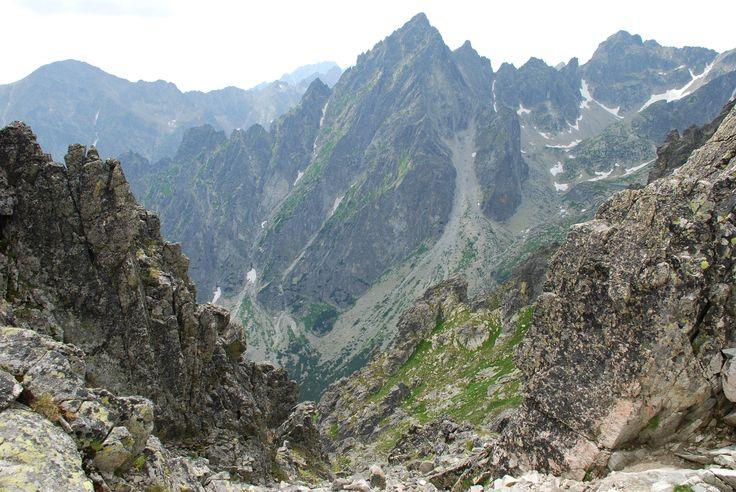 Lomnicki Peak,Slovakia