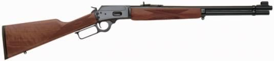 """Marlin Model 1894 44 Magnum Lever Rifle, 20"""" Blued, Walnut Stk goes with the ruger vaquero"""