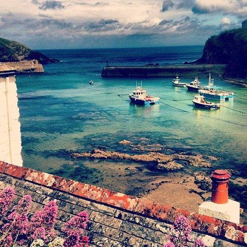 Cornwall - Port Isaac - Doc Martin